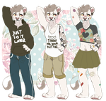 deke outfits by flvffy