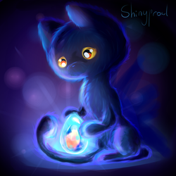 ~Glowing Stone~ by Shinyprowl