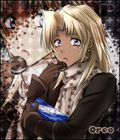 Duel Cafe Flavors: Oreo by suishouyuki