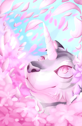 Field of flowers [Payment 1/4] by CandyCornFeather