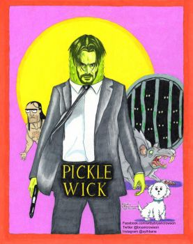 Pickle Wick by Sythbane