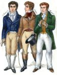 League of Rogues: Godric, Cedric and Lucien by suburbanbeatnik