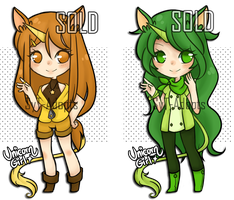Unicorn Adopts (Set 2) : Closed by SyT-Adopts