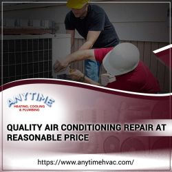 Air Conditioning Repair at Reasonable Price by mikecoulsonn