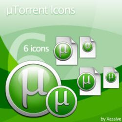 uTorrent Icons by XSV
