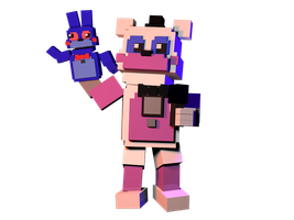 [C4d] Minigame Funtime Freddy | Finished by The-Smileyy