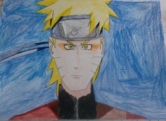 Naruto by rywilliam91