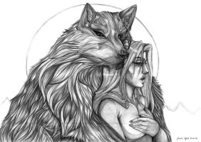 She wolf by Albi777