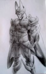 Cell Warrior by TicoDrawing