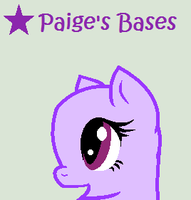 Oh look! It's a crappy pony Base by Paige-the-unicorn