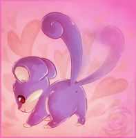 PKMN: Rattata used Attract