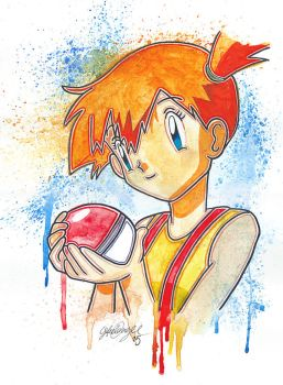 Misty by LukeFielding