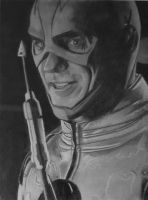 Reverse Flash - Eobard Thawne by Darkangel66a