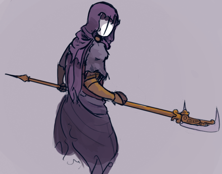 Masked mage by terminarch