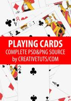 Playing Cards by Grasycho