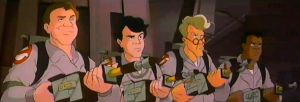 Real Ghostbusters Promo Pilot Collage by rgbfan475