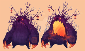 Mourning Wood Taum - Event Adopt by AntiDarkHeart