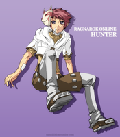 RO: Hunter Boy by tofumi