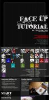 Face-up : TUTORIAL by tr3is