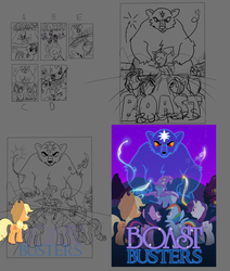 Boast Busters Progression by Timon1771