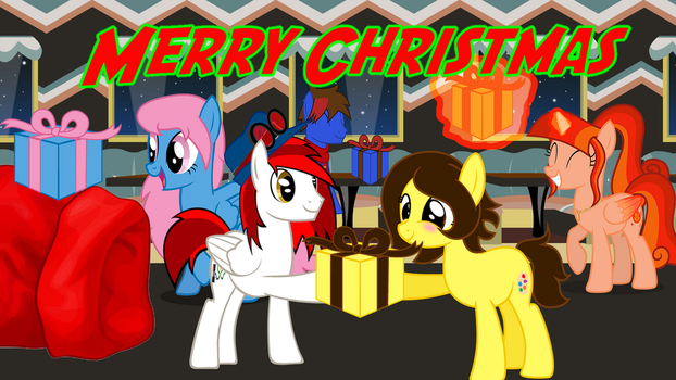 Merry Christmas by Rictor1999