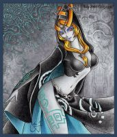 The Twilight Princess by MrsMagalink