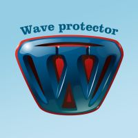 Wave Protector - Boy by vincemuss