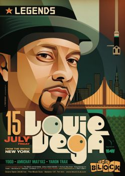 Legends: Louie Vega by prop4g4nd4