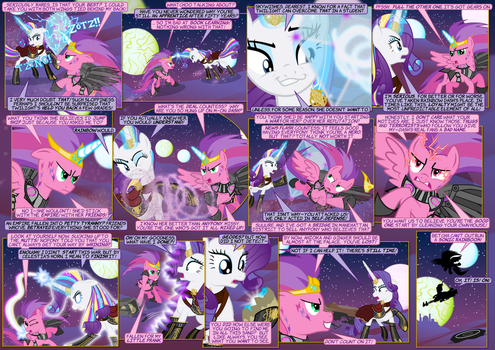 The Pone Wars 5.20-21: Sand in the Eyes by ChrisTheS