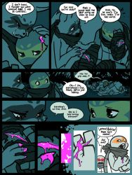 Secrets Of The Ooze page 12 by mooncalfe