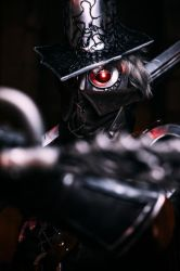 Abyss Watcher Cosplay - Close Up by SilverIceDragon1