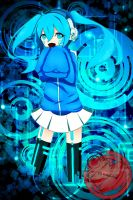 KAGEROU PROJECT : ENE by MRinkuChan