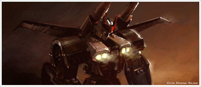 Prowl by Xiling