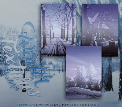 Winter Textures Pack by VicStephan16