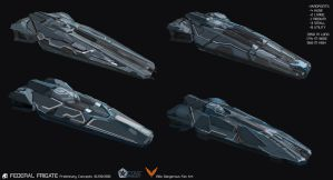 Federal Frigate by ARGHouse