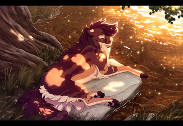 Placid Rest by Nightrizer