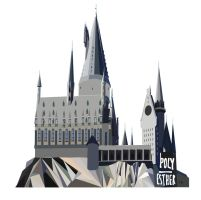 Hogwarts by poly-esther