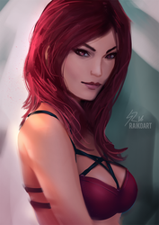 Aces by raikoart