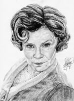 Dolores Umbridge by Fantaasiatoidab