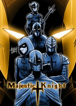 Majestic Knights Cover by OptimusPraino