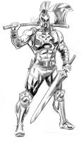 Ares by kevhopgood