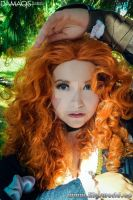 Merida by Lilysworld05