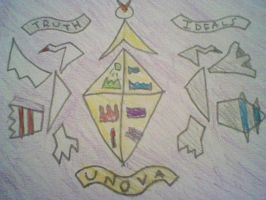 Unova Card - Coat of Arms by SecminourTheThird