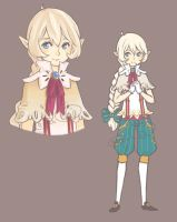 [Closed] Christmas Shota Elf Adoptable by Butcherer