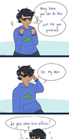 Oso: Professional Flirting by Sangled