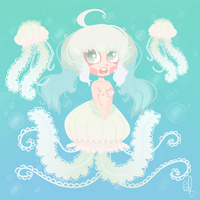 .:: Jellies ::. by OpalesquePrincess
