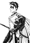 TIM DRAKE RED ROBIN - ink 2 by GioTanner