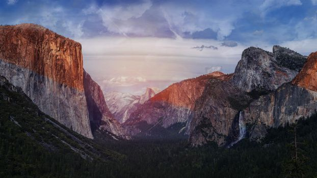Yosemite Park El Capitan Wallpaper pack by Nidrax