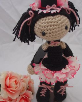 Amigurumi doll - New pattern by Lady-Nocturna