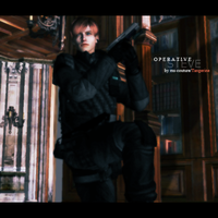 Operative Steve by Ms-Couture